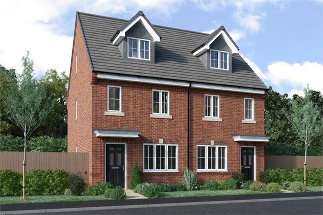 "Thumbnail Semi-detached house for sale in ""Tolkien"" at Hemsworth Road, Sheffield"