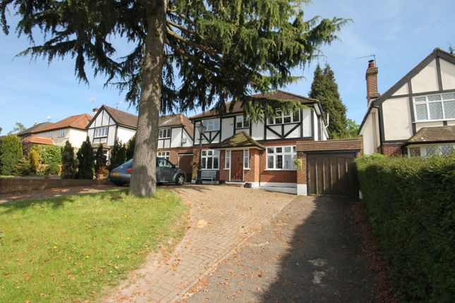 Thumbnail Detached house to rent in Nork Way, Banstead