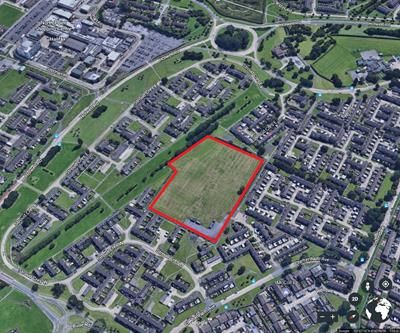 Thumbnail Land to let in Playing Fields, Coleford Grove, Hull