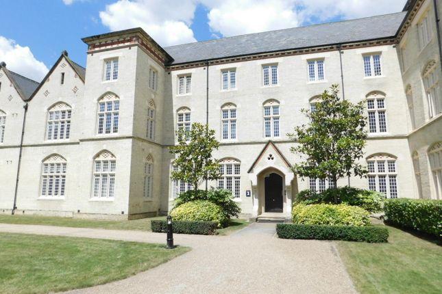 Thumbnail Flat for sale in Huntingdon Wing, Fairfield Hall, Kingsley Avenue, Fairfield, Hitchin