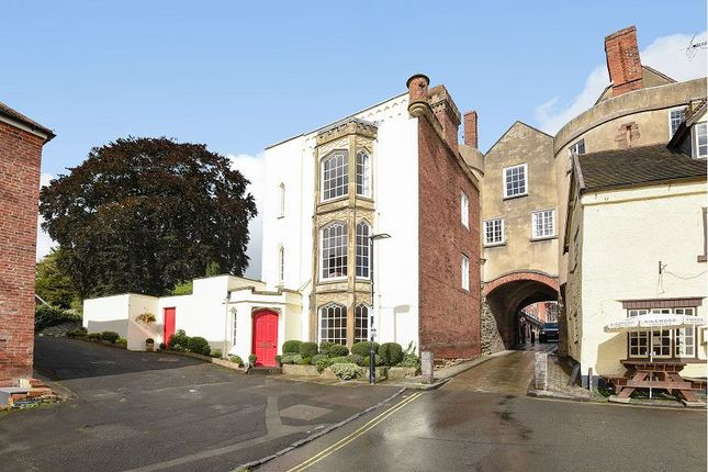 Thumbnail Detached house for sale in The Gatehouse, Lower Broad Street, Ludlow, Shropshire.