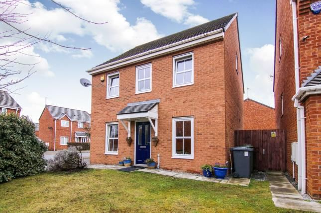 Thumbnail Detached house for sale in Cullen Drive, Litherland, Liverpool, Merseyside
