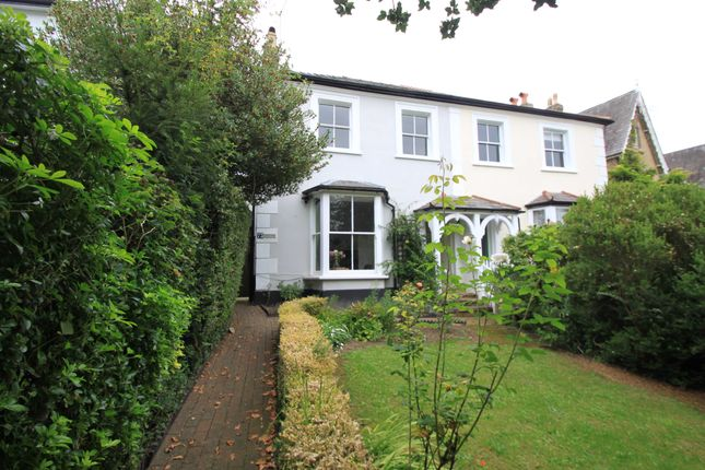 Thumbnail Semi-detached house to rent in Somerset Road, New Barnet, - Garden Maintenance Inc.