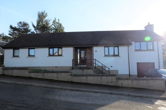 4 bed detached house for sale in Burnett Place, Thurso KW14