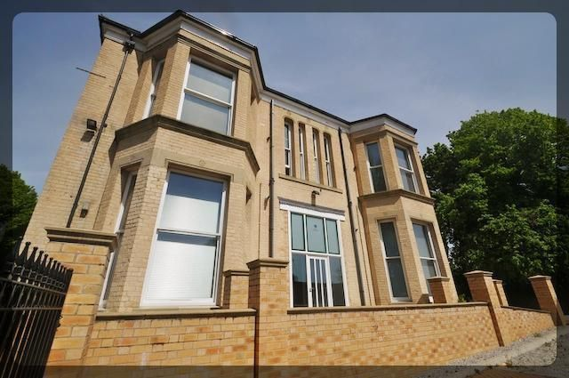 Thumbnail Flat to rent in The Lawns, Sutton, Hull