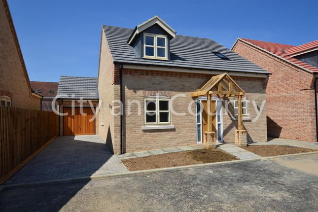 Property for sale in Eastlands, Crowland, Peterborough