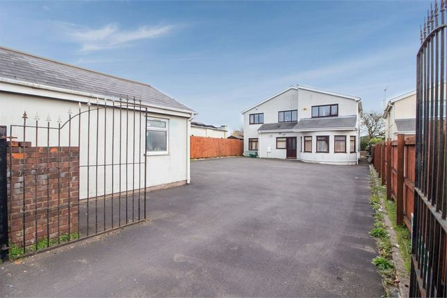 Thumbnail Detached house for sale in Port Road West, Barry, Vale Of Glamorgan
