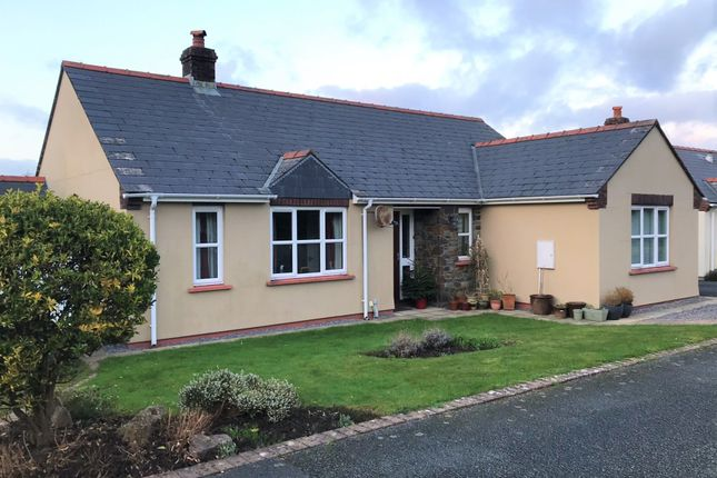 Thumbnail Detached bungalow for sale in Cromwell Drive, Redberth, Tenby