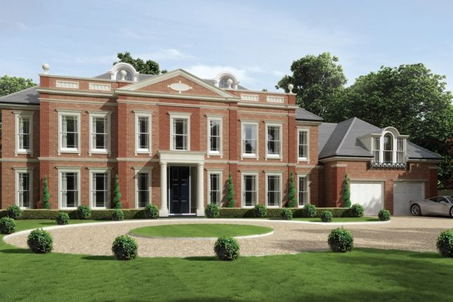 Thumbnail Detached house for sale in St George's Hill, Weybridge