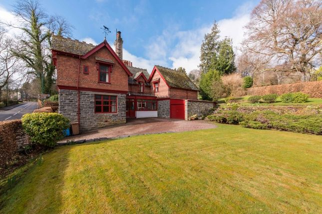 Thumbnail Detached house for sale in Strathpeffer, Ross-Shire, Highland