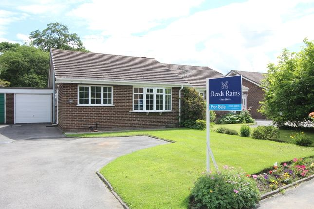Thumbnail Bungalow to rent in Priory Lane, Macclesfield, Cheshire