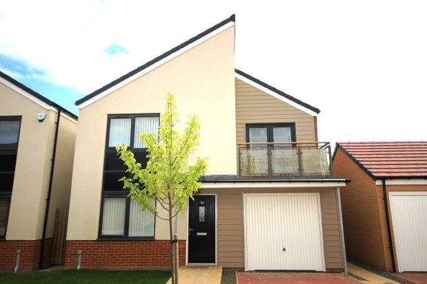 Thumbnail Property to rent in Greville Gardens, Newcastle Upon Tyne