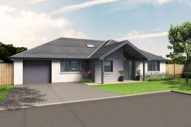 Thumbnail Detached bungalow for sale in The Snowberry, Off Station Road, Dairsie