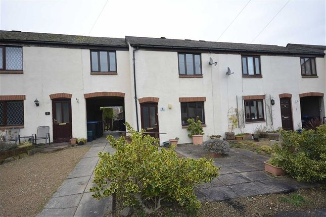 Thumbnail Terraced house to rent in Greenway Croft, Wirksworth, Derby, Derbyshire