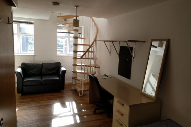 Studio to rent in Portland House, 58-60 The Kingsway, Swansea