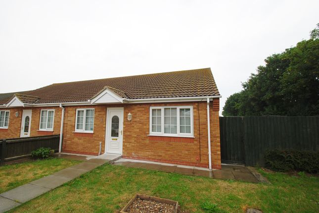 2 bed semi-detached bungalow to rent in Winston Drive, Skegness PE25