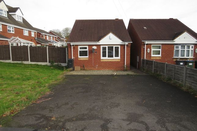 Thumbnail Detached bungalow for sale in Manor Road, Smethwick