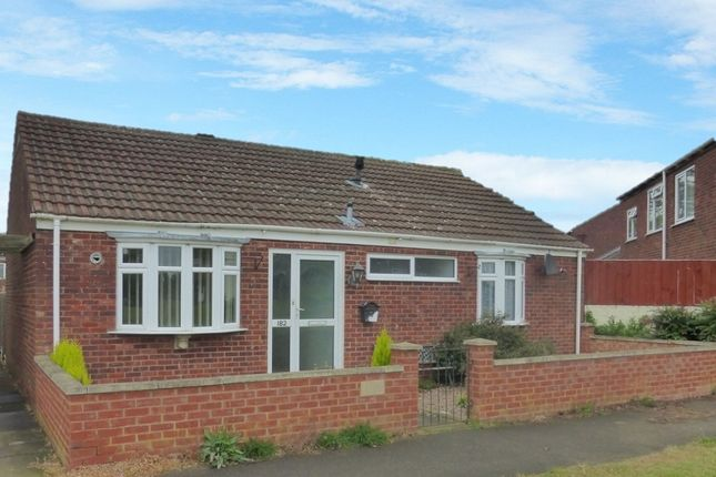 Thumbnail Detached bungalow for sale in Pinza Close, Newmarket