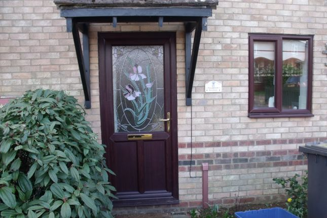 Thumbnail End terrace house to rent in Sycamore Avenue, Woodford Halse, Daventry