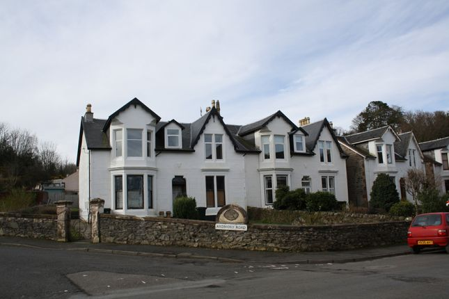 Thumbnail Flat for sale in 83 Ardbeg Road, Isle Of Bute, Rothesay