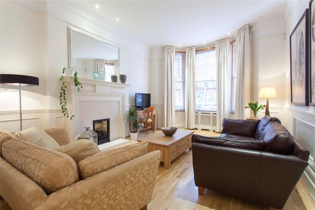 Thumbnail Flat for sale in Philbeach Gardens, London