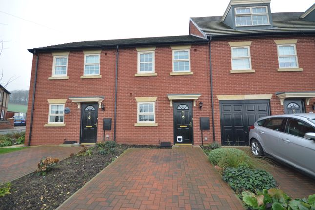 Thumbnail Town house to rent in Burntwood Road, Grimethorpe, Barnsley