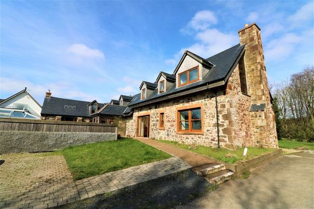 Thumbnail Barn conversion for sale in Whiteoaks, Blairston Mains, Alloway, Ayr