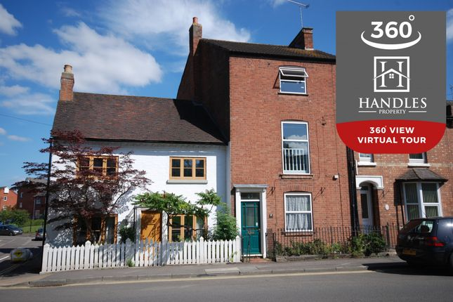 Thumbnail Terraced house to rent in Tachbrook Road, Leamington Spa, Warwickshire