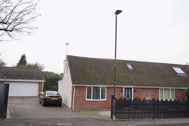 Thumbnail Semi-detached house for sale in Brookfield Road, Churchdown, Gloucester