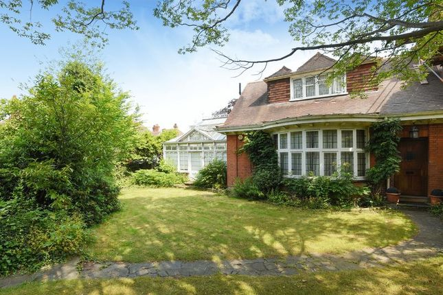 2 bed semi-detached house for sale in Upper Brighton Road, Surbiton