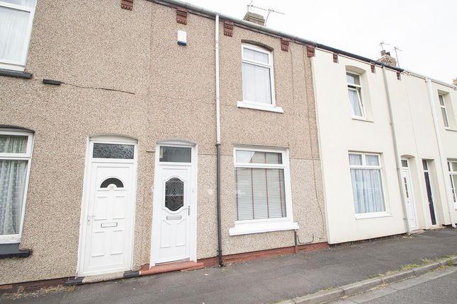 2 bed terraced house for sale in Marske Street, Hartlepool TS25
