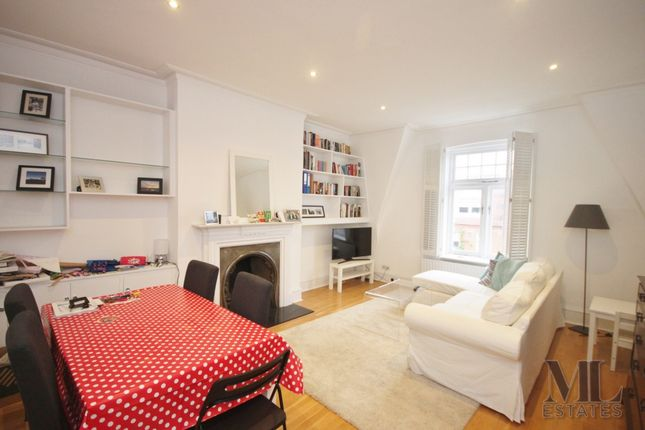 3 bed flat to rent in Aberdare Gardens, South Hampstead
