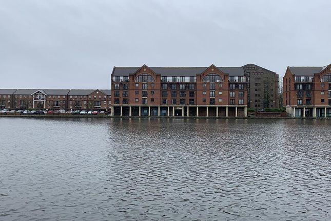 Office to let in Earl Cunningham Court, Admirals Landing, Schooner Way, Cardiff