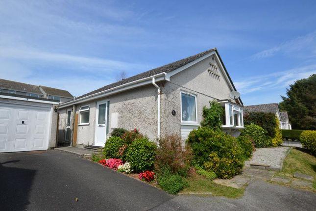 Thumbnail Detached bungalow for sale in Dennis Road, Liskeard, Cornwall