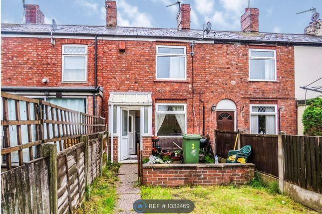 Thumbnail Terraced house to rent in Sandhole Cottages, Winsford