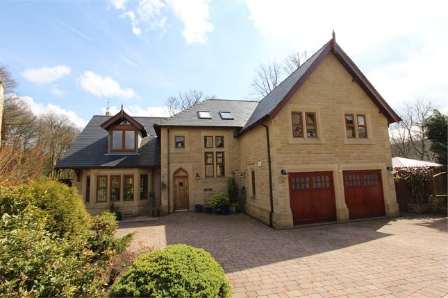 Thumbnail Detached house for sale in College Lane, Rawtenstall, Rossendale, Lancashire