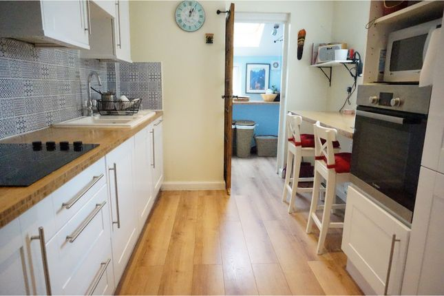 Thumbnail Terraced house to rent in Laxey Road, Horfield