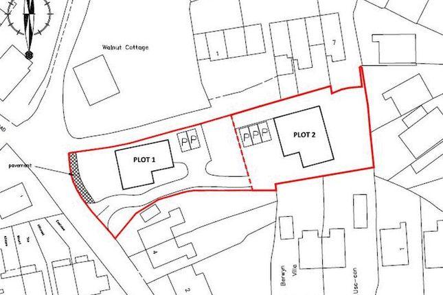 Thumbnail Land for sale in East Road, Ketley Bank, Telford