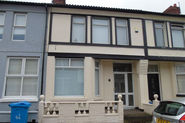 Thumbnail Terraced house to rent in Third Avenue, Fazakerley, Liverpool