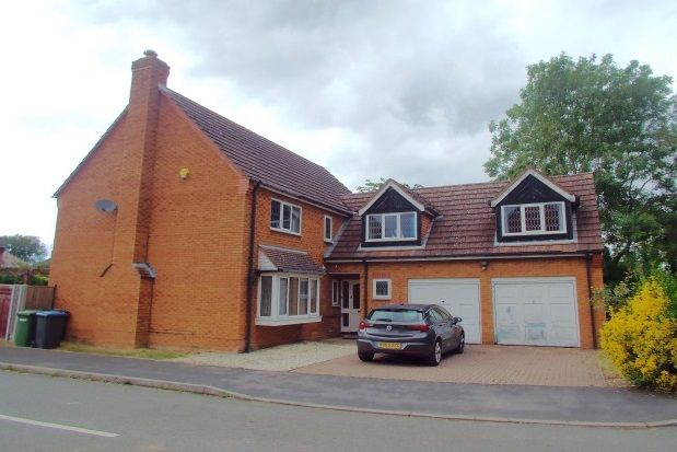 Thumbnail Detached house to rent in Bridle Road, Banbury Road, Lighthorne, Warwick