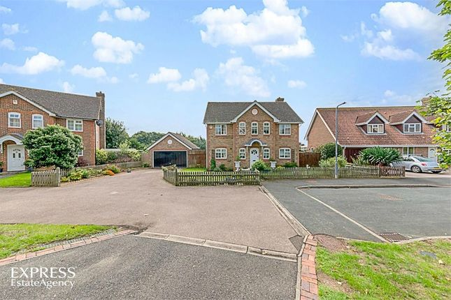 Thumbnail Detached house for sale in The Lords, Seaford, East Sussex