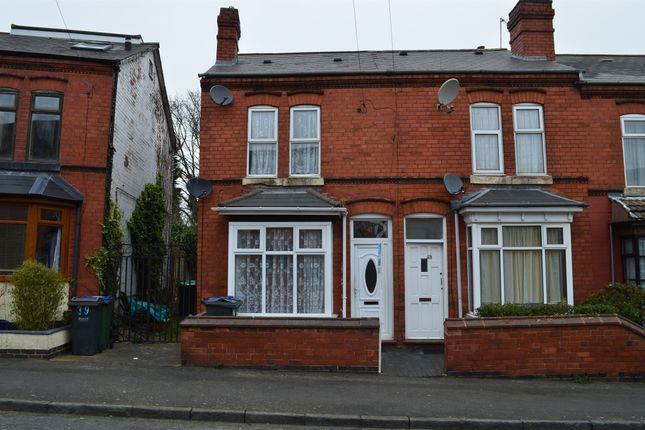 Terraced house for sale in Piddock Road, Smethwick