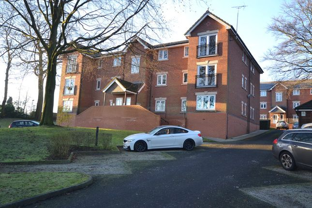 Thumbnail Flat for sale in The Mount, St.Georges, Second Avenue, Porthill, Newcastle
