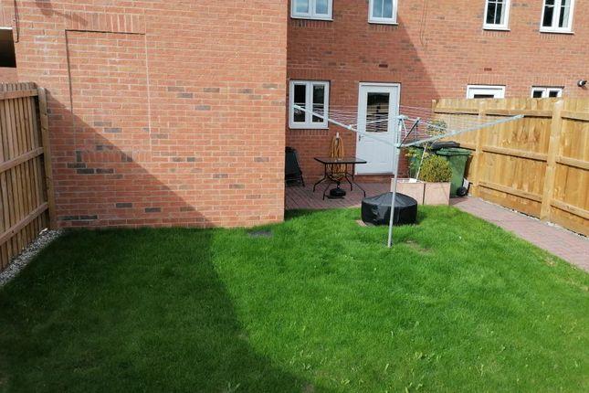 Back Garden of Garden Close, Kington HR5