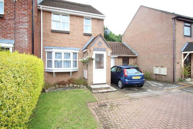 Thumbnail Semi-detached house for sale in Pant Gwyn Close, Henllys, Cwmbran
