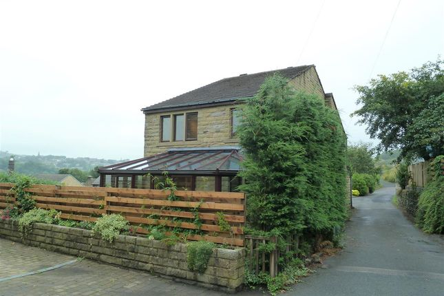 Thumbnail Detached house for sale in Royd House, Royd House Lane, Huddersfield
