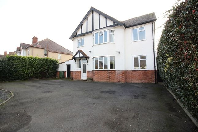 Thumbnail Detached house for sale in The Avenue, Bromwich Road, Worcester