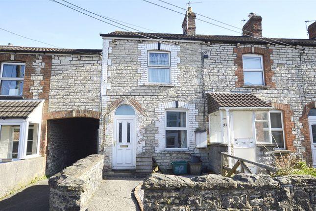 2 bed terraced house for sale in Rackvernal Road, Midsomer Norton, Radstock, Somerset BA3