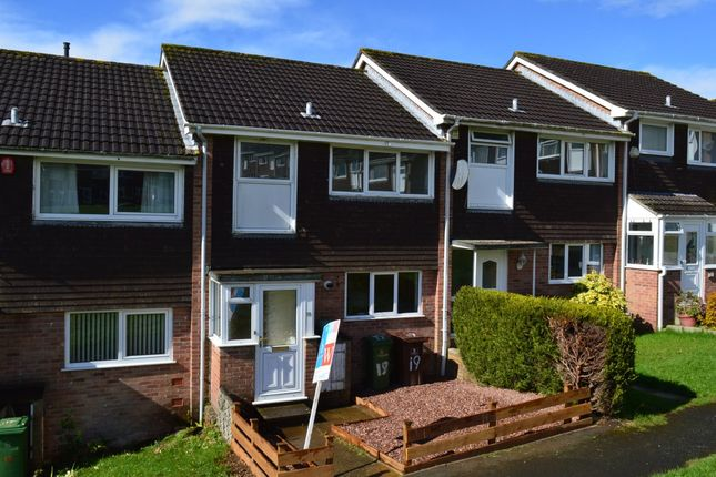 Thumbnail Terraced house to rent in Mary Dean Avenue, Tamerton Foliot, Plymouth