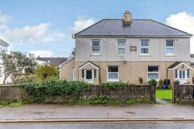 1 bed flat for sale in Hayle Road, Leedstown, Hayle TR27